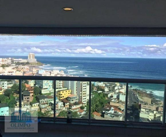 Apartamento para venda e locação, Rio Vermelho, Salvador.