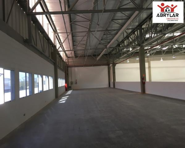 Ótimo galpão modular em condomínio logístico, industrial e comercial - jundiaí - sp - Foto 13