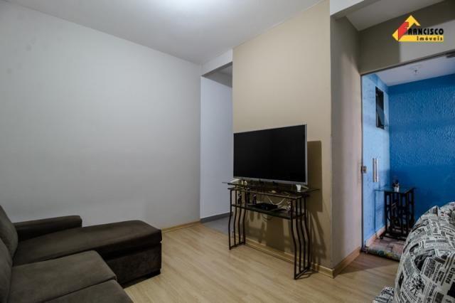 Casa residencial para aluguel, 2 quartos, 1 vaga, nossa senhora das graças - divinópolis/m - Foto 10