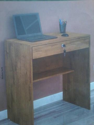 Promocao escrivaninha na caixa 115,00 no dinheiro entrega e montagem rapida gratis - Foto 2