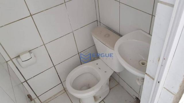 Ponto à venda, 116 m² por r$ 650.000,00 - vila união - fortaleza/ce - Foto 6