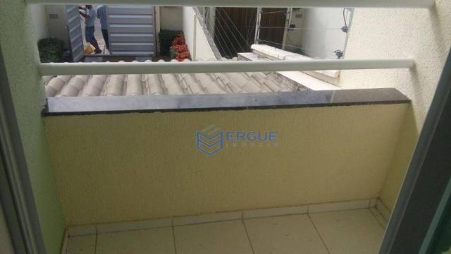 Casa com 3 dormitórios à venda, 80 m² por R$ 200.000,00 - Lagoa Redonda - Fortaleza/CE - Foto 2