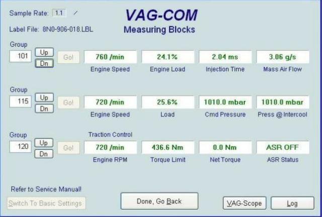 Manual vcds Completo - Todas as Funções disponíveis para