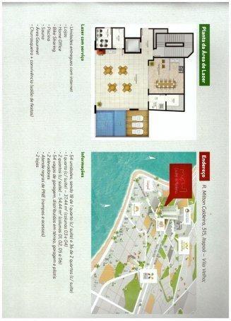01 E 02 QUARTOS EM ITAPUÃ - Apartamento em Lançamentos no bairro Itapuã - Vila V... - Foto 6