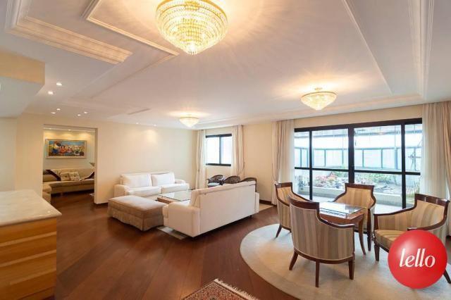 Apartamento para alugar com 4 dormitórios em Tatuapé, São paulo cod:205070 - Foto 2