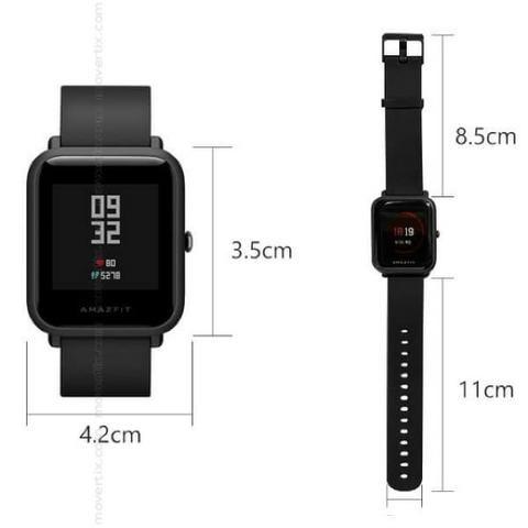 Amazfit Bip Relogio Smartwatch // Lacrado - Novo na Caixa - Foto 2