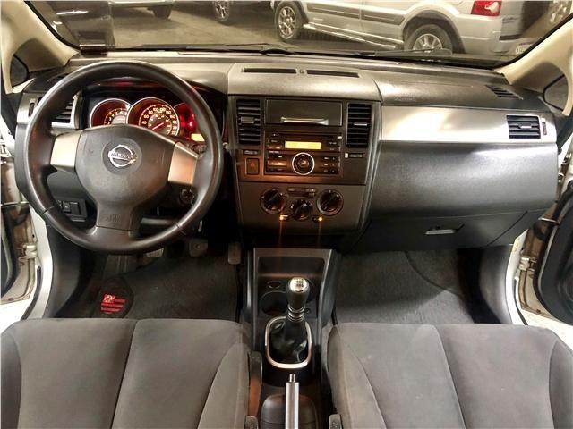 Nissan Tiida 1.8 s 16v gasolina 4p manual - Foto 7