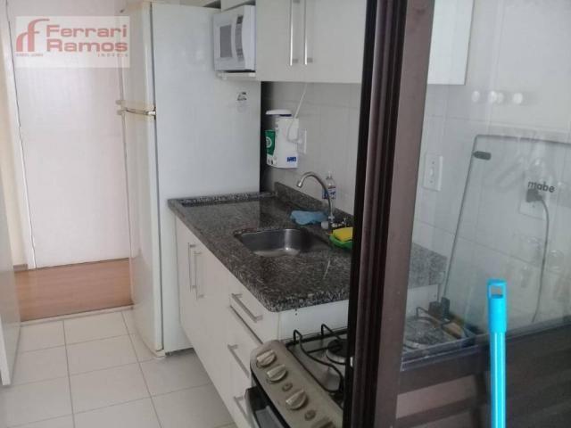 Apartamento com 2 dormitórios à venda, 47 m² por r$ 245.000,00 - portal dos gramados - gua - Foto 2