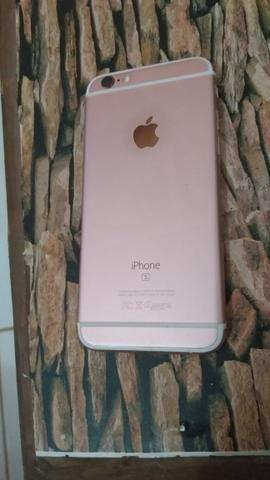 IPhone 6s 32 gb rose sem detalhes - Foto 2