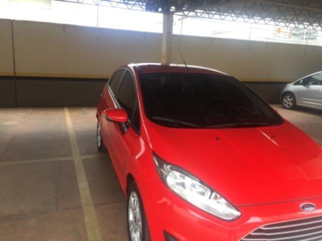 New Fiesta Hatch Impecável 2015 - Foto 5