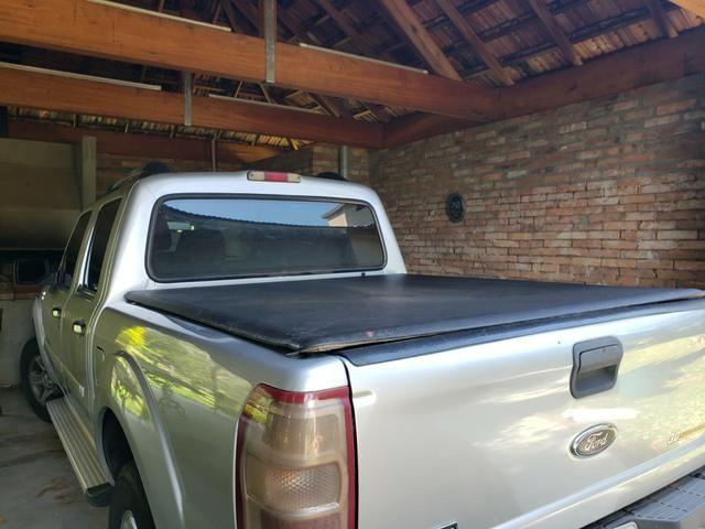 Ranger diesel 2011 3.0 xlt 2x4 top de linha - Foto 2