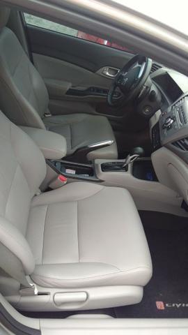 Honda Civic LXL 2013 FLEX - Foto 7