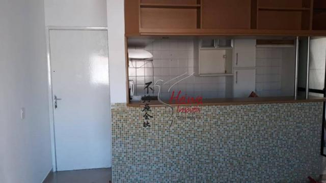 Apartamento com 2 dormitórios à venda, 52 m² por r$ 255.000 - vila mangalot - são paulo/sp - Foto 6