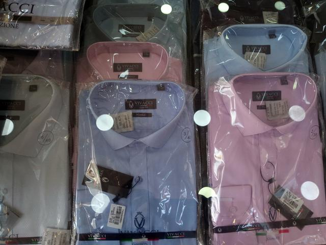 Camisa VIVACCI Atacado - Camisa Social Masculina em Atacado - camisas masculinas slim fit