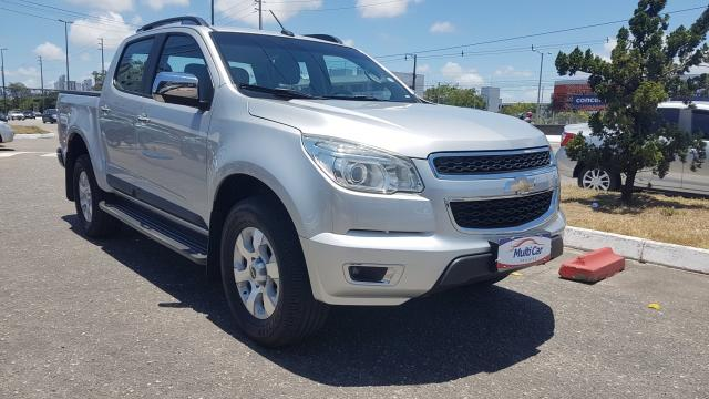 Chevrolet s10 2014/2014 2.8 ltz 4x4 cd turbo diesel 4p automático - Foto 10
