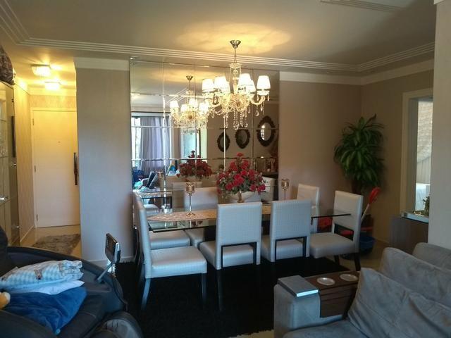 Apartamento mobiliado e decorado no centro de Santo Amaro da Imperatriz - Foto 3