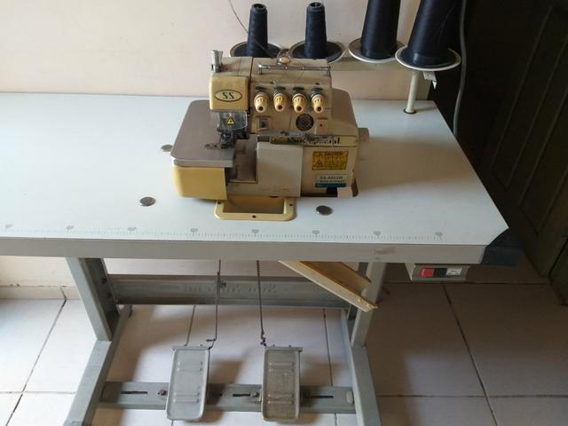 Vendo duas máquinas de costura - Foto 2