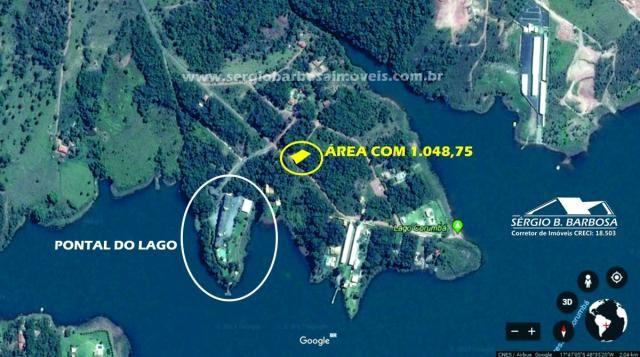 Área, Fazenda Santo Antônio das Lages, Caldas Novas-GO