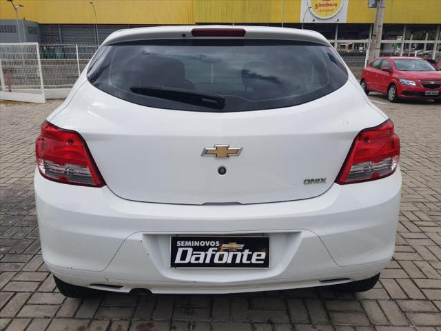 CHEVROLET ONIX 1.0 MPFI LS 8V FLEX 4P MANUAL - Foto 4