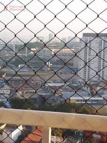 Apartamento com 3 dormitórios à venda, 92 m² por r$ 699.000 - vila augusta - guarulhos/sp - Foto 10