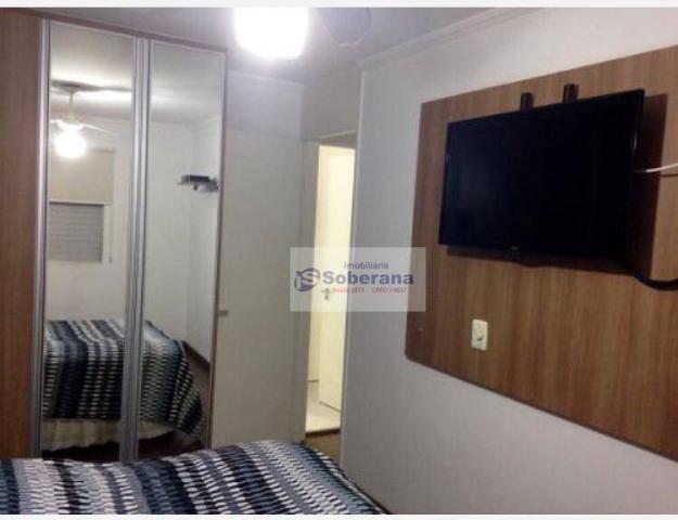 Apartamento com 2 dormitórios à venda, 69 m² por r$ 200.000,00 - chácaras campos elíseos - - Foto 10