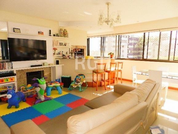Apartamento à venda com 3 dormitórios em Rio branco, Porto alegre cod:4899 - Foto 3