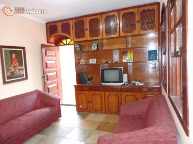 Casa à venda com 4 dormitórios em Alípio de melo, Belo horizonte cod:421325 - Foto 2