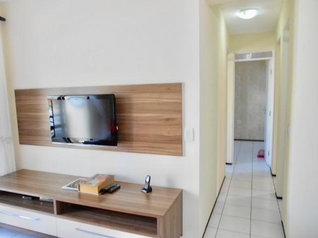 Apartamento no Cambeba com 3 quartos, 80m e 1 vaga de Garagem - Foto 9