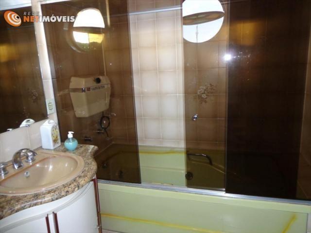 Casa à venda com 4 dormitórios em Alípio de melo, Belo horizonte cod:421325 - Foto 11