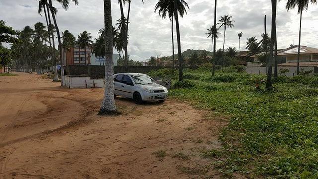 Terreno à beira mar 44x34 em guaxuma - Foto 5