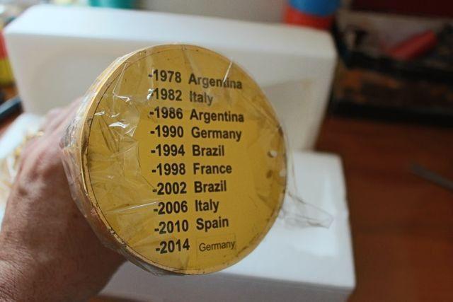 Taça Troféu da Copa do Mundo FIFA - Foto 3