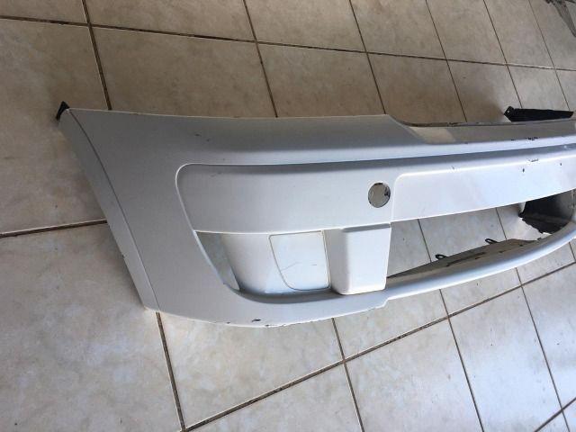 Para-choque Chevrolet Corsa Montana 2008 2009 2010 2011 2012 - Foto 3