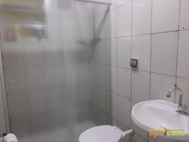 Casa à venda com 2 dormitórios em Aviação, Praia grande cod:585 - Foto 8