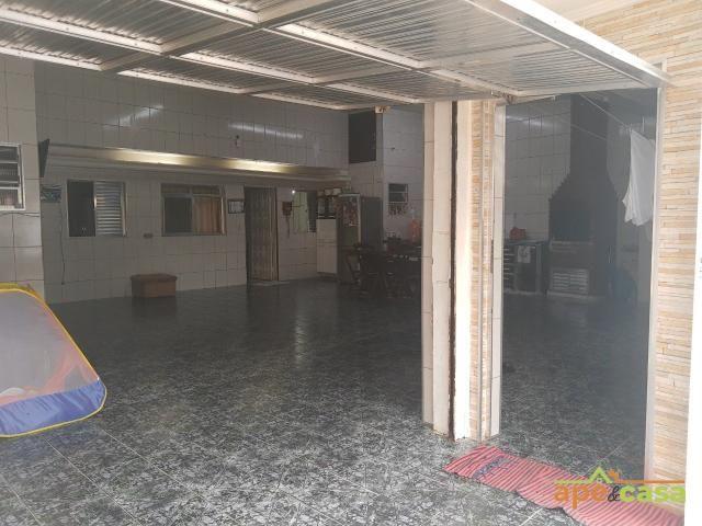 Casa à venda com 2 dormitórios em Aviação, Praia grande cod:585 - Foto 9