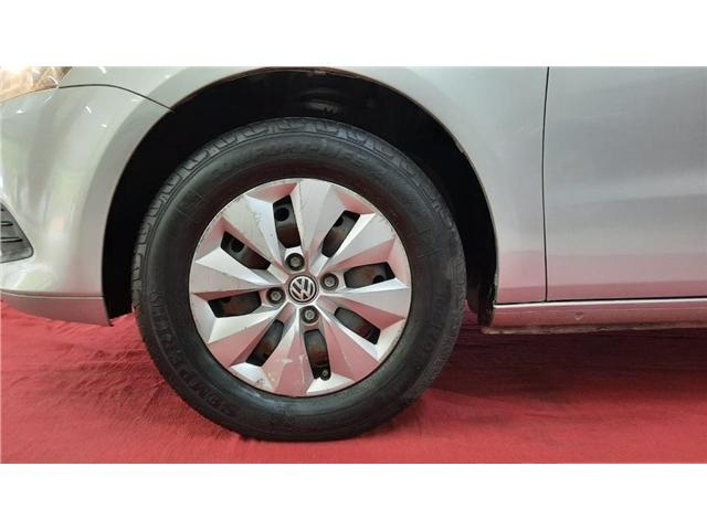 Volkswagen Voyage 2013 1.6 mi 8v flex 4p manual - Foto 8