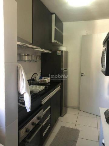 Apartamento com 2 dormitórios à venda, 57 m² por R$ 235.000,00 - Cambeba - Fortaleza/CE - Foto 14