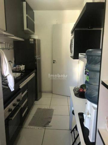 Apartamento com 2 dormitórios à venda, 57 m² por R$ 235.000,00 - Cambeba - Fortaleza/CE - Foto 16