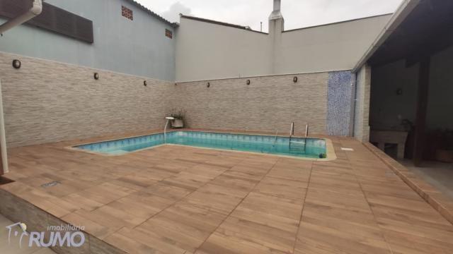 Casa com piscina no Bairro Tapajós - Ampla área de festas - Foto 4