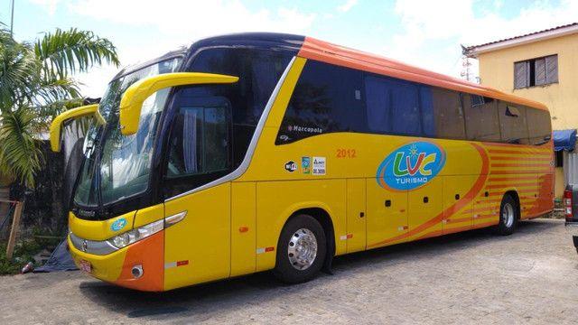 Ônibus Marcopolo G7 Scania