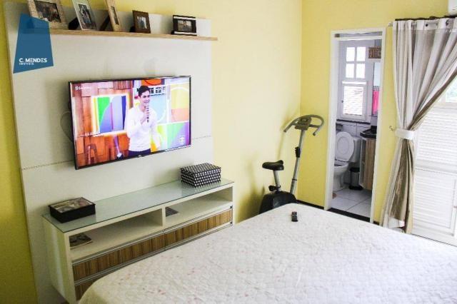 Casa com 3 dormitórios à venda, 290 m² por R$ 390.000,00 - Vicente Pinzon - Fortaleza/CE - Foto 17