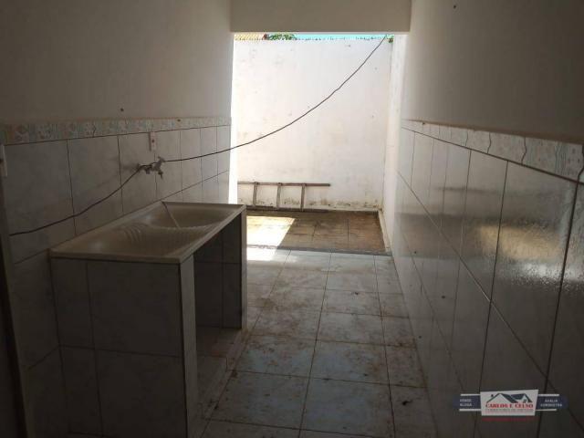 Casa com 3 dormitórios à venda, 160 m² por R$ 240.000,00 - Salgadinho - Patos/PB - Foto 13