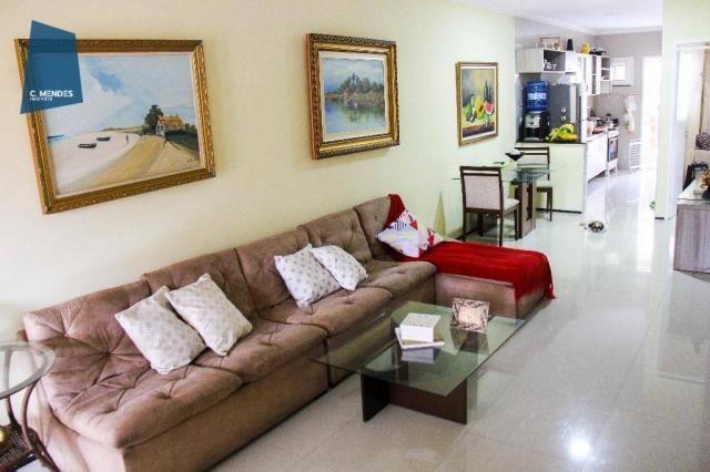 Casa com 3 dormitórios à venda, 290 m² por R$ 390.000,00 - Vicente Pinzon - Fortaleza/CE - Foto 4