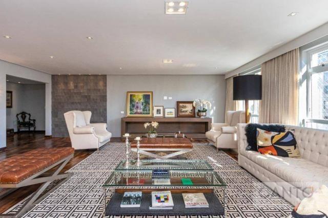Apartamento com 3 dormitórios à venda, 324 m² por R$ 1.080.000,00 - Centro - Curitiba/PR - Foto 6
