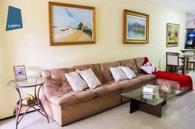 Casa com 3 dormitórios à venda, 290 m² por R$ 390.000,00 - Vicente Pinzon - Fortaleza/CE - Foto 11