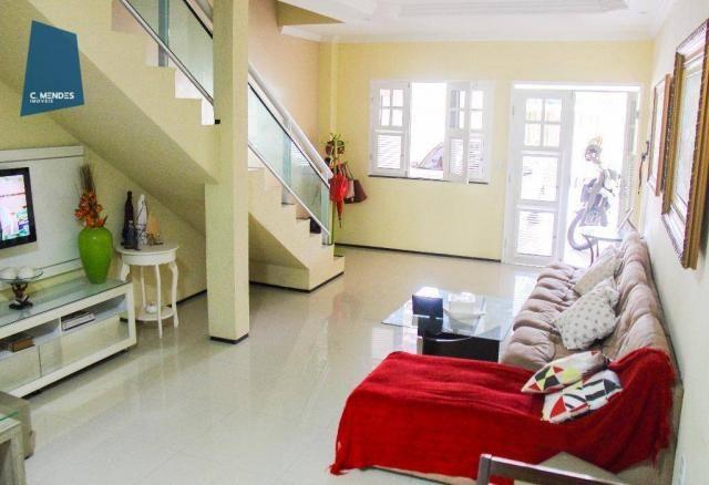 Casa com 3 dormitórios à venda, 290 m² por R$ 390.000,00 - Vicente Pinzon - Fortaleza/CE - Foto 2