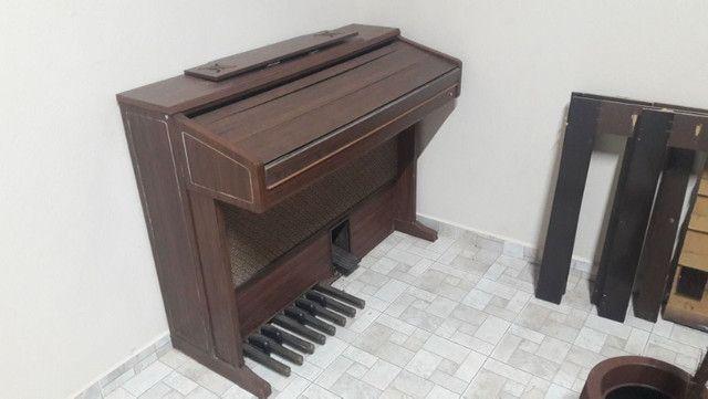 Conserto de òrgão e piano eletrônico - Foto 2
