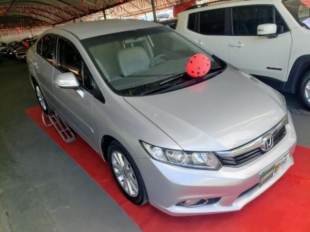 Honda Civic New  LXR 2.0 i-VTEC (Aut) (Flex) FLEX AUTOMÁTIC - Foto 3