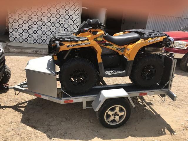 Quadriciclo can-am 1000r - Foto 2