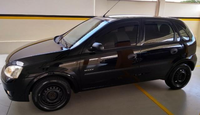 Corsa Hatch Maxx 1.0 ano: 2009 - Foto 8