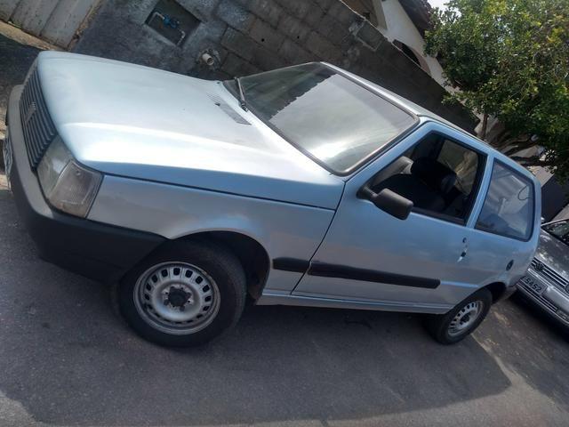 Fiat uno vendo ou troco - Foto 5